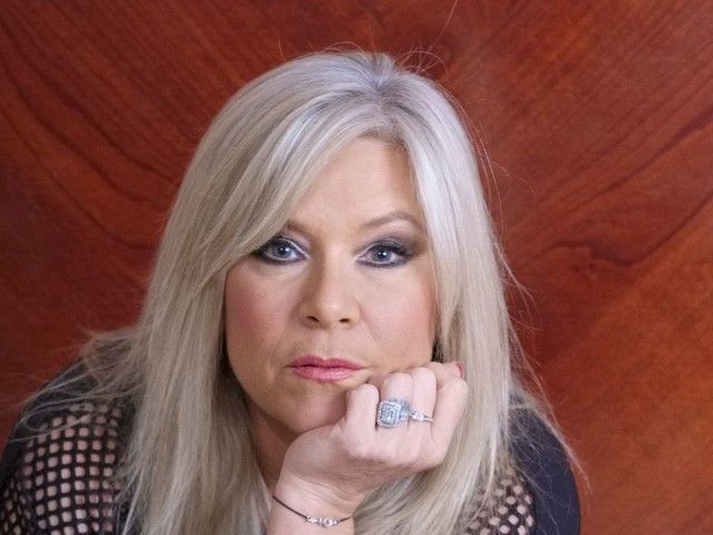 'My dad went crazy, kicking me so hard I thought he would kill me': Samantha Fox on attack by alcoholic father