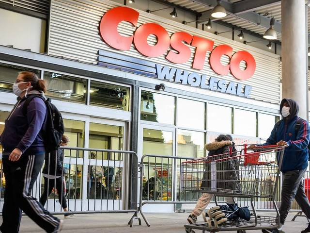 Costco is renting 3 container ships and 'several thousand containers' to shield itself from supply chain delays and rising costs
