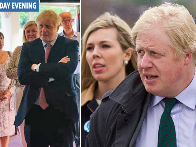 Boris Johnson to be grilled at Tory leadership debate today after cops called to 'plate-smashing' row with lover who yelled 'get off me'