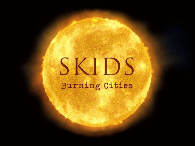 The Skids; New Song 'A World On Fire' released today – prior to new LP in Jan 2018
