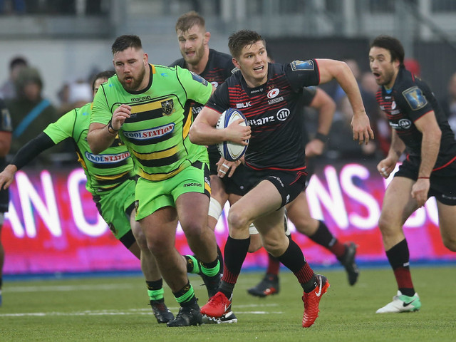 Saracens save Premiership blushes with Champions Cup qualification