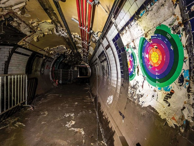 Book review: Hidden London: Discovering the Forgotten Underground