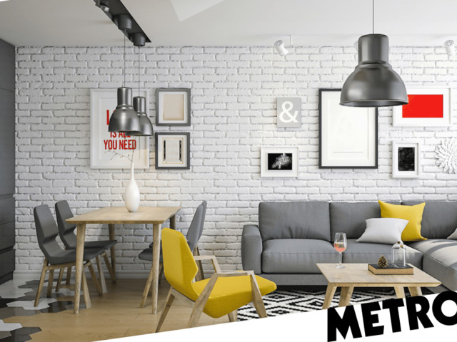 What interior trends you can try – without asking for the landlord's permission!