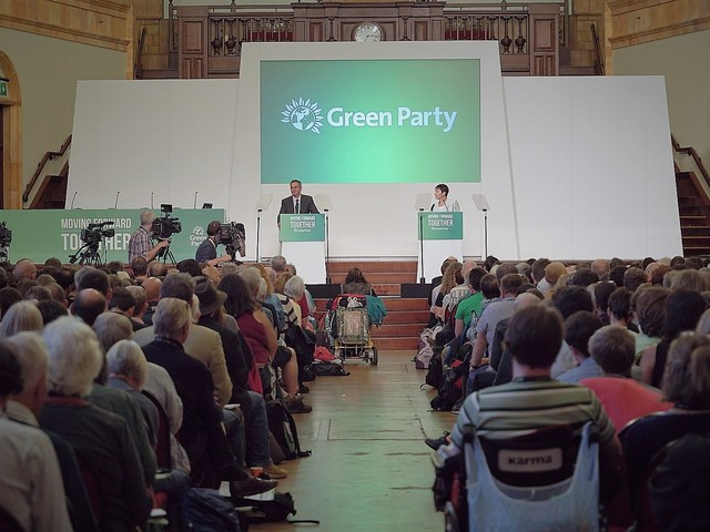 Greens stand aside for Labour in second seat