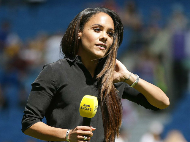 Why everyone's talking about Alex Scott and A Question of Sport