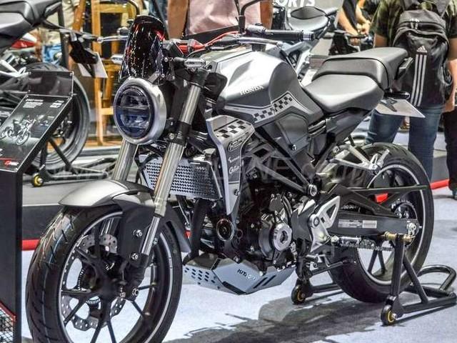 Honda CB300R sales at 110 units for April-May 2019