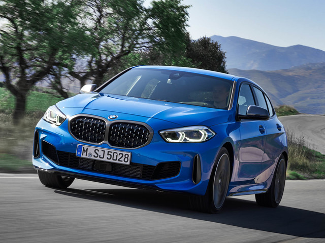 German Market: BMW 1 Series, 3 Series and X6 sales increased in 2020