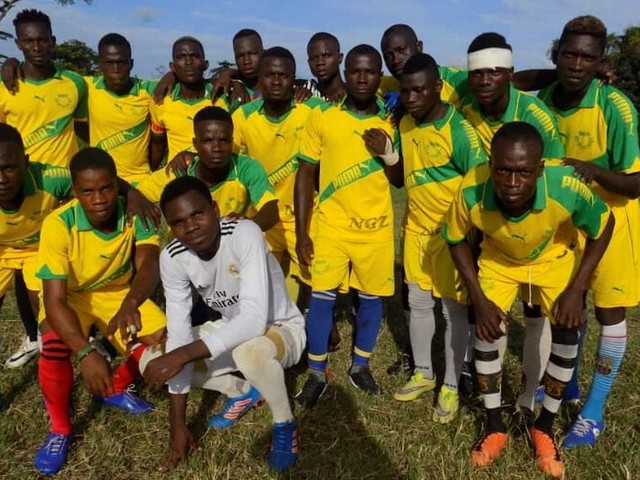 Wilfried Zaha using his platform to make a difference and change lives in Ivory Coast