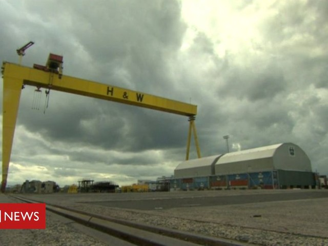 Harland and Wolff shipyard may link up with Spanish shipbuilder