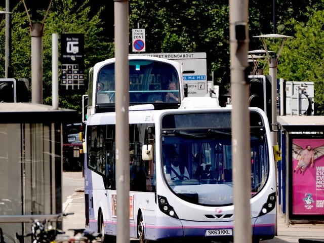 First Bus driver dies after testing positive for coronavirus