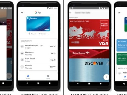 Google Pay is officially here (GOOGL, GOOG)