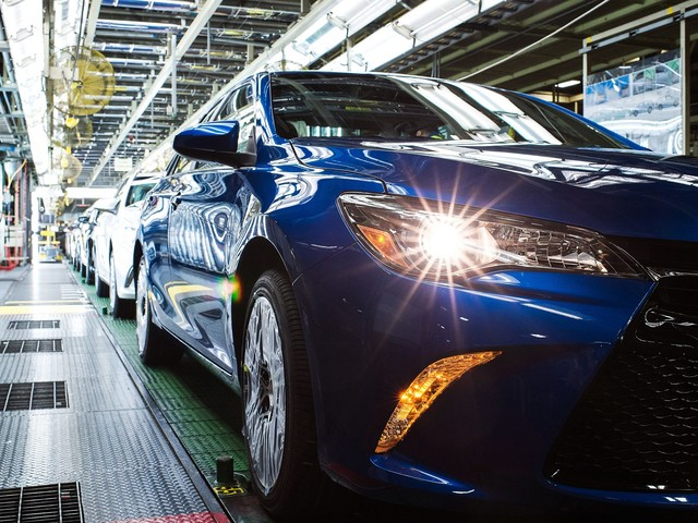 Place Your Bets: Toyota, Mazda Narrow Factory Site to Two States