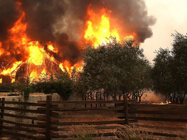Why wildfire season is getting longer and more destructive