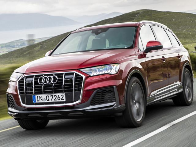 Review: Audi Q7 Facelift review, test drive