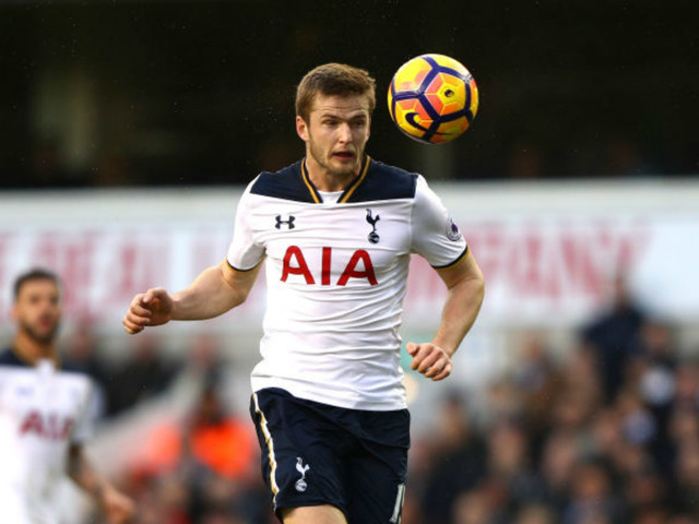 Man Utd transfer news: Dier 'excited' by Old Trafford move