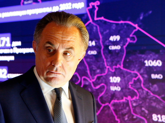 Doubts surface about Mutko's return as Russian Football Union President with Dyukov emerging likely successor