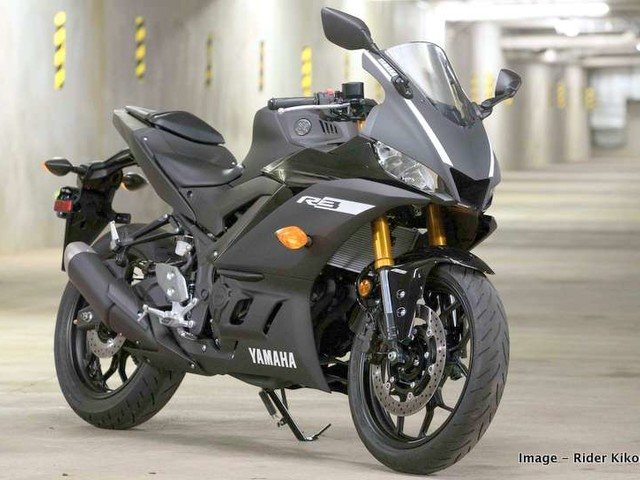 Yamaha R3 sales down to 0 units in May 2019 – Facelift launch expected