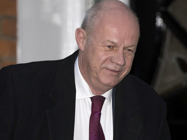 Damian Green: Kate Maltby Considering Legal Action After Text Messages Leaked