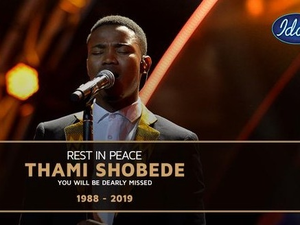 South Africa: Tributes Pour In for Former Idols Runner-Up Thami Shobede
