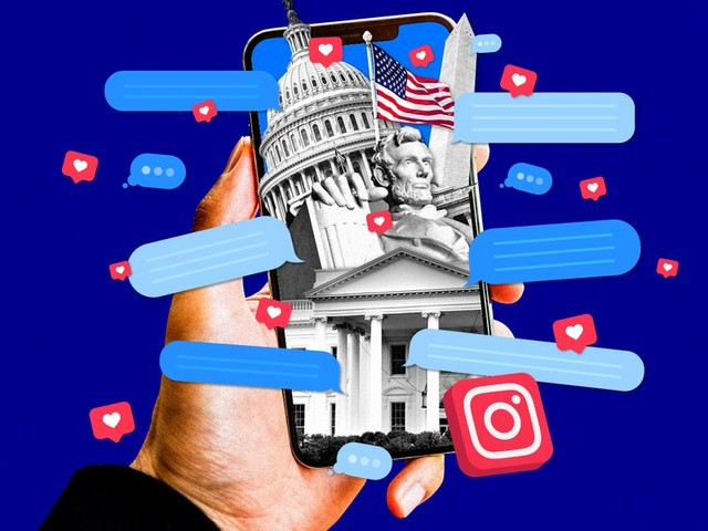 10 Things in Politics: The Instagram account behind DC's best gossip
