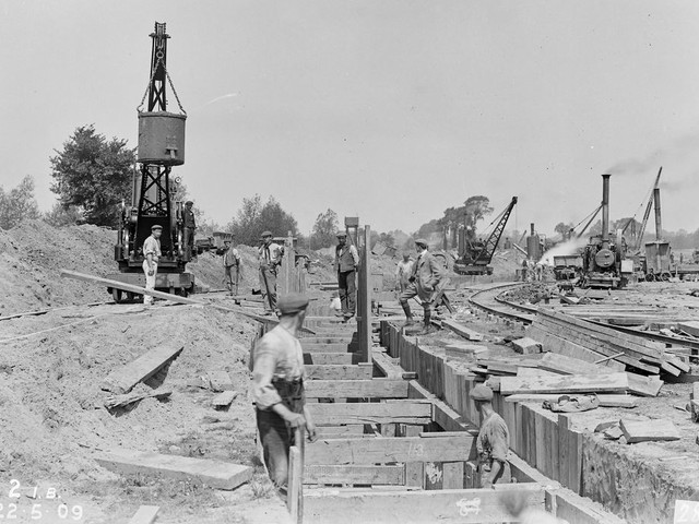Thames Water archive photos now available online