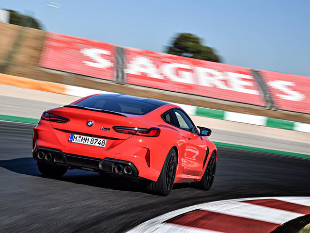 BMW M8 Coupe 2019 review