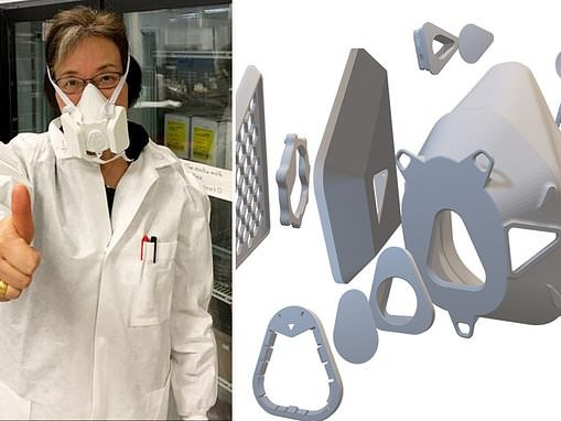 Nonprofit releases open source tool for making 3D print reusable protective masks