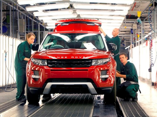 Jaguar Land Rover to lose 500 jobs at Halewood in 'efficiencies' drive
