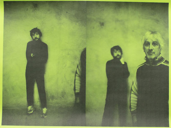 Lee Is Free: An Interview With Lee Ranaldo And Raül Refree