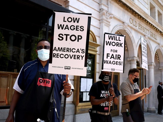 If the minimum wage were $24 an hour and tied to worker productivity, a long-held trickle-down myth might actually come true.