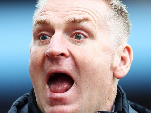 Dean Smith makes an honest admission and reveals what he told his Aston Villa players