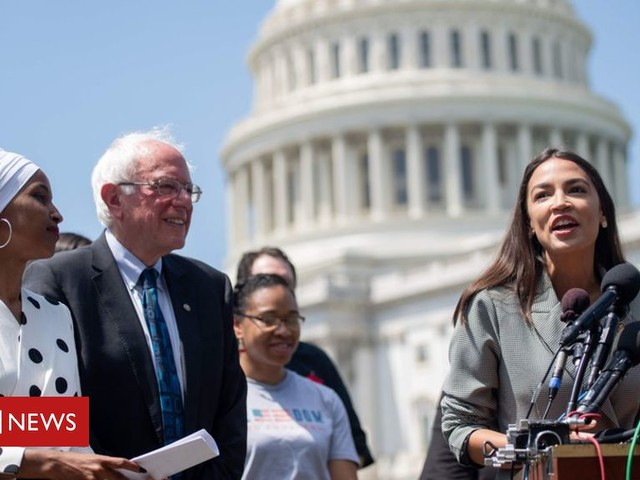 Ocasio-Cortez 'set to endorse Bernie Sanders for president'