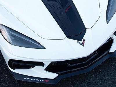 "2021 Chevrolet Corvette ""Stingray R"" Theme Graphics Previewed by Corvette Racing"
