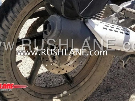 SPIED: Bajaj Pulsar 150 Equipped with Dual Channel ABS
