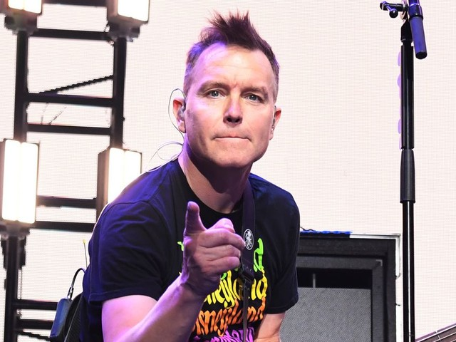 Mark Hoppus Opens Up About His Stage 4 Lymphoma Diagnosis