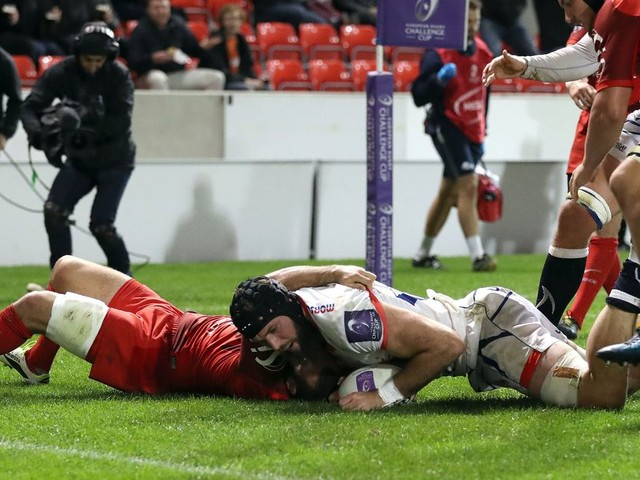 Sale 20 Toulouse 20 match report: Thrilling draw kicks off Sharks' Euro campaign