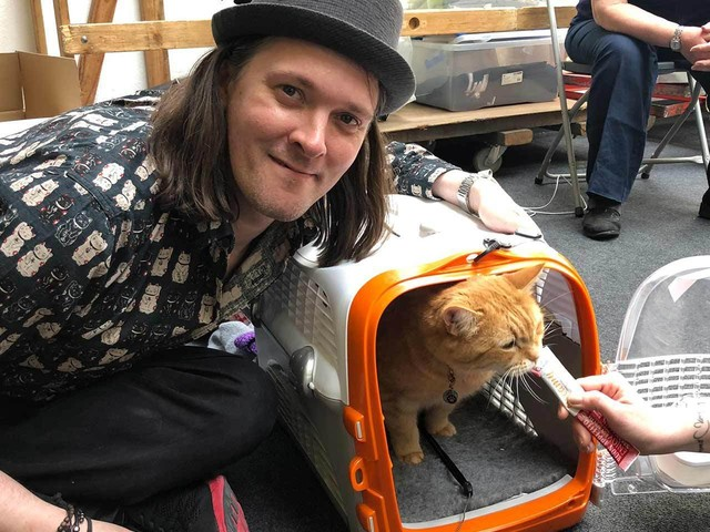 Join A StreetCat Named Bob and More Feline Friends at the UK's FIRST Cat Playground from Catit