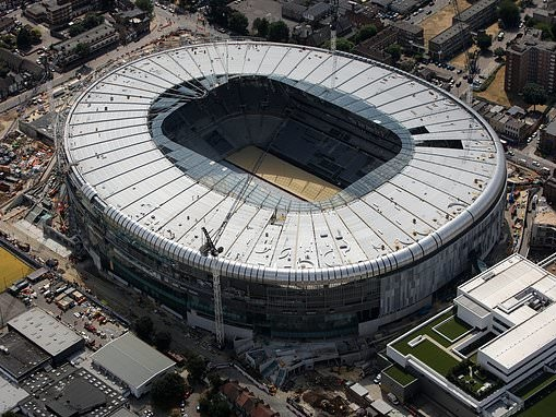 Tottenham will be in their new stadium by Christmas, says Pochettino