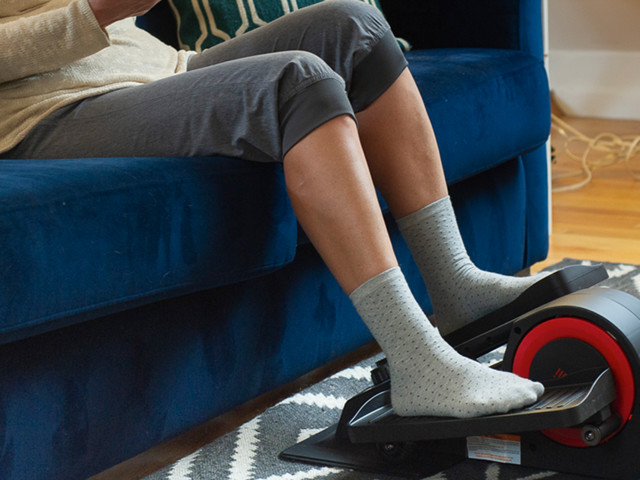 The Cubii Pro seated elliptical is on sale for the first time in a while