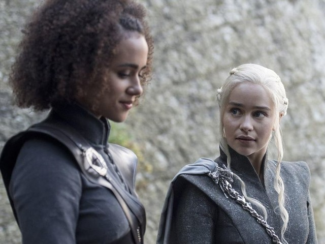 Game of Thrones season 8 deleted scenes bring Dany and Missandei together - CNET