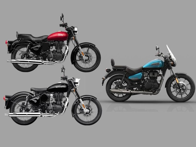 Royal Enfield to launch most models yet in FY2022