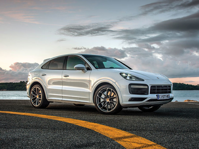 Review: Porsche Cayenne Turbo Coupe review, test drive