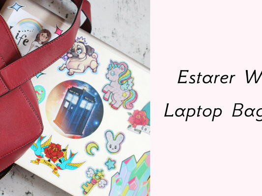 Estarer Women's Laptop Bag Review
