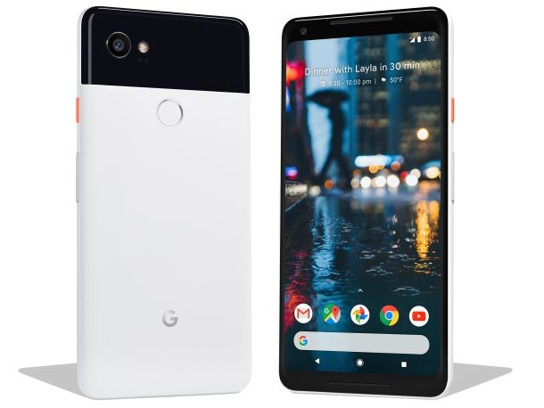 Hands On With Google's Pixel 2 XL: More Pixels, More Google