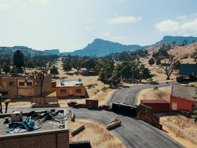 Playerunknown's Battlegrounds climbing might hit test servers this month