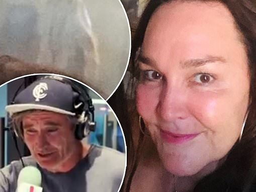 Kate Langbroek's haunted house: Fears intensify after 'ghost sighting'
