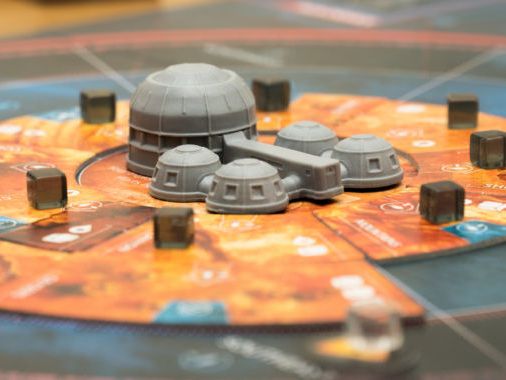 First Martians board game makes a powerful case for staying on Earth