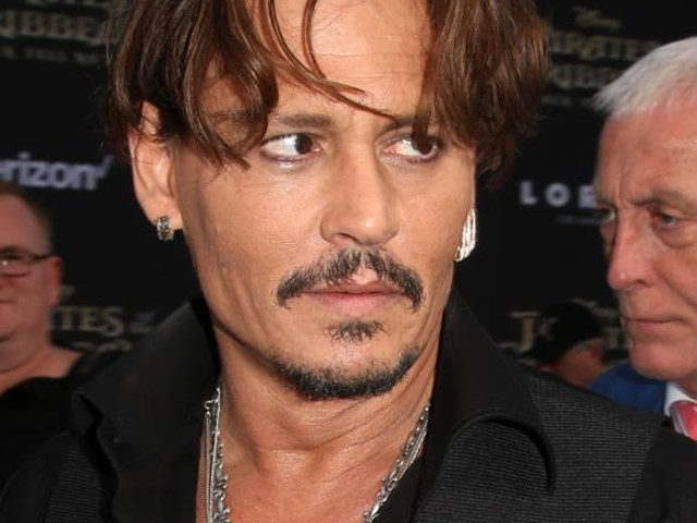 Johnny Depp Makes An Assassination Joke About Donald Trump! WATCH!