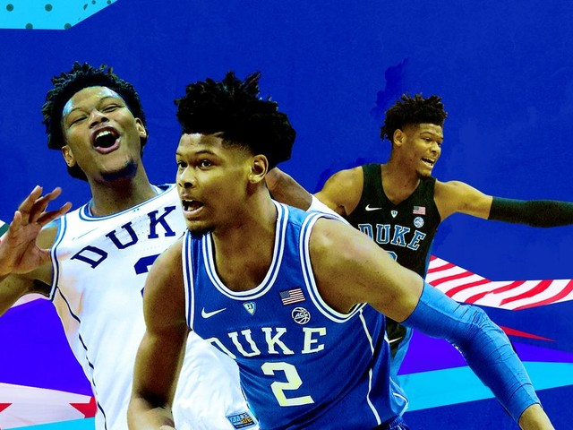 Who is the real Cam Reddish?