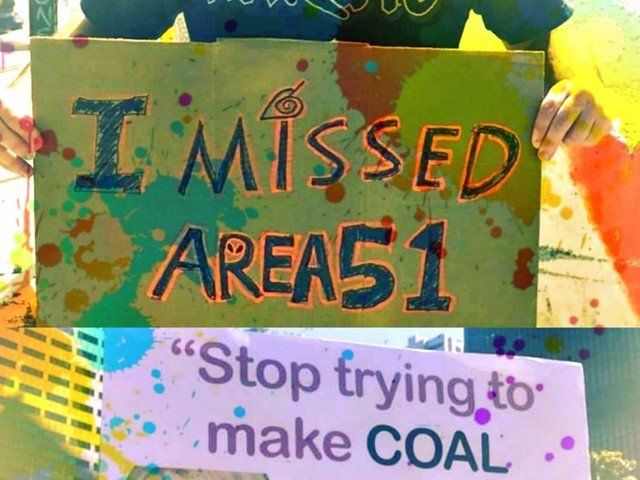 Best Protest Signs You Missed at the Global Climate Strike